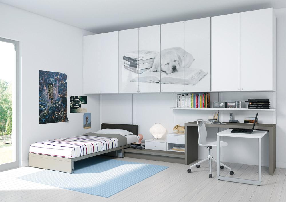 Filippozzi arredamenti vendita mobili a vicenza e verona for Cameretta ragazzo design