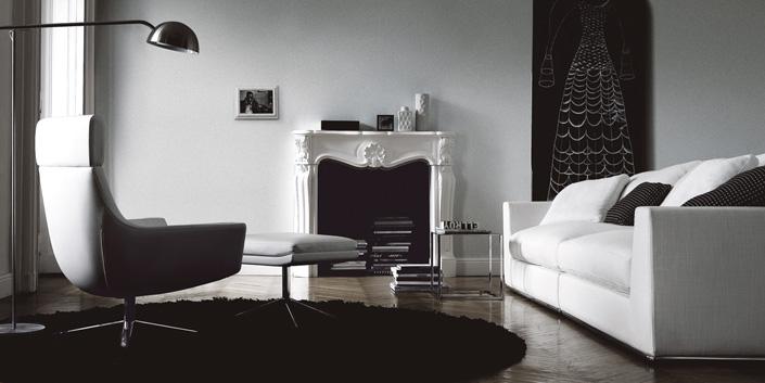 Poltrone moderne in vendita poltrona frau divani letti for Rigolio arredamenti
